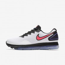 Nike Zoom All Out Low 2 Running Shoes Womens White/Black/Solar Red AJ0036-101